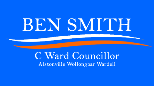 Councillor Ben Smith